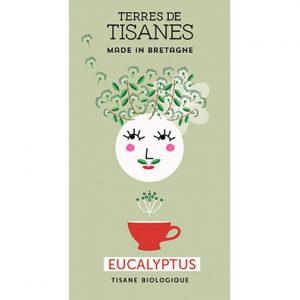 Tisane bio Eucalyptus producteur Terres de Tisanes.